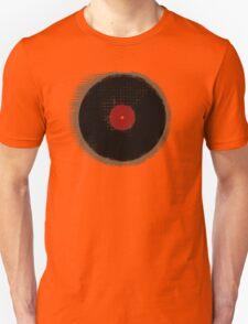 Vinyl Record Vintage Design Unisex T-Shirt
