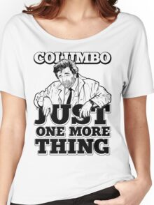 Columbo Women's Relaxed Fit T-Shirt