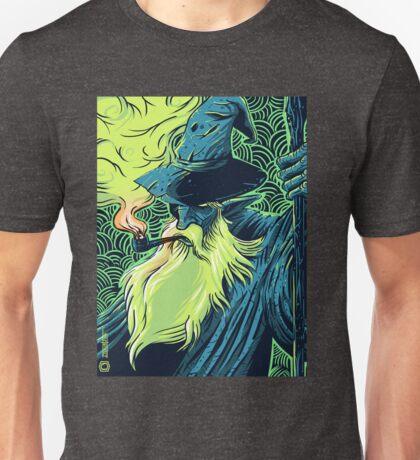 Puffbeard the Wizard Unisex T-Shirt