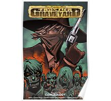 Frontier Graveyard #1 Cover Poster