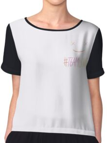 Team Louis Design Women's Chiffon Top