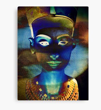 6999 Neferneferuaten Nefertiti T Canvas Print