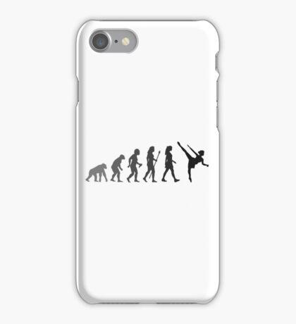 Funny Ballet Evolution iPhone Case/Skin