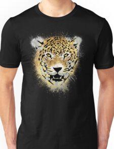 Tiger - Paint Splatters Dubs - Distressed Design Unisex T-Shirt
