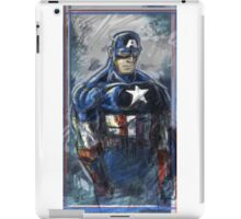 Cap! iPad Case/Skin