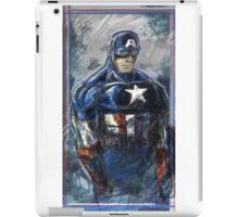 Cap! iPad Case/Skin