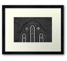 A Piece of the Divine Framed Print