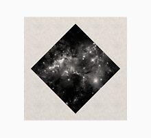 Space Diamond - Abstract, Geometric Space Scene Unisex T-Shirt