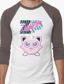 ZigglyPuff Men's Baseball ¾ T-Shirt