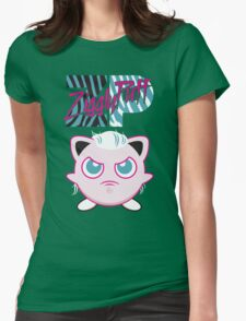 ZigglyPuff Womens Fitted T-Shirt