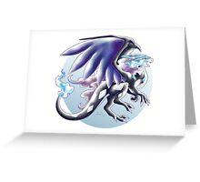 Mega Suizard X Greeting Card