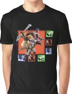 Kingdom Hearts - Birth By Sleep Graphic T-Shirt
