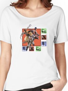 Kingdom Hearts - Birth By Sleep Women's Relaxed Fit T-Shirt