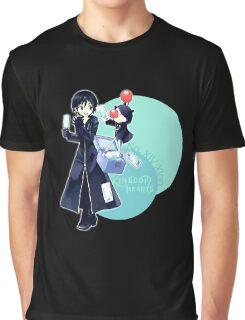 Kingdom Hearts - Xion Graphic T-Shirt