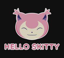 Hello Skitty Kids Tee