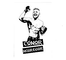 Conor Mcgregor   Official   2016 Photographic Print