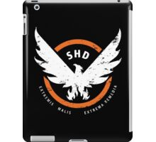 Tom Clancy's The Division: SHD  iPad Case/Skin