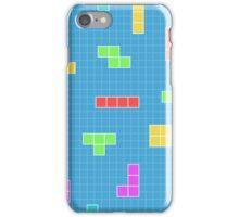 Color Tetris iPhone Case/Skin