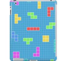 Color Tetris iPad Case/Skin