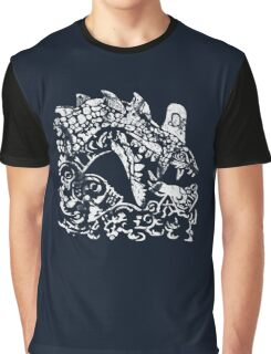 Enriched By The Heart Graphic T-Shirt