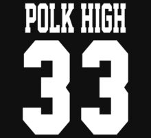 Polk High Kids Tee
