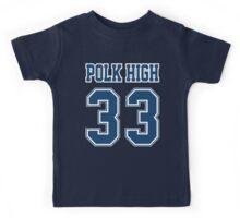 Polk High 33 Kids Tee
