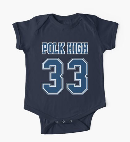 Polk High 33 One Piece - Short Sleeve
