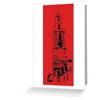 Shandon Greeting Card