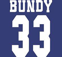 Bundy 33 Unisex T-Shirt