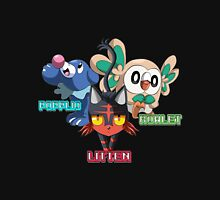 Litten Rowlet and Popplio T-Shirt