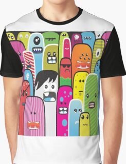 doddle disain Graphic T-Shirt