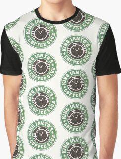 King Ianto's Coffee Club Graphic T-Shirt