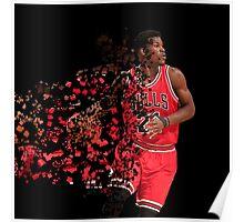 Jimmy 'Buckets' Butler Poster