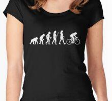 Funny Women's Cycling Shirt Women's Fitted Scoop T-Shirt