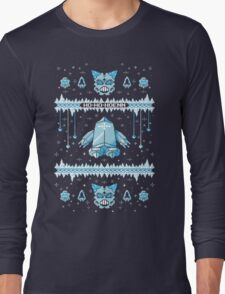 Such an Ice Sweater: Ho-Ho-Hoenn Long Sleeve T-Shirt