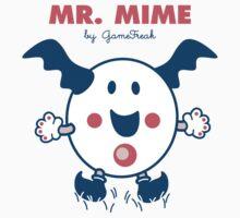 Mister Mime Kids Tee
