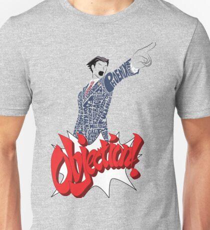 Phoenix Wright Bits! Unisex T-Shirt