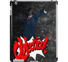 Phoenix Wright Bits! iPad Case/Skin