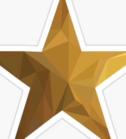 Hamilton - Full Star Sticker