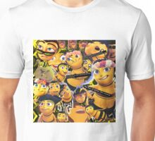Barry Sweet Collage Unisex T-Shirt