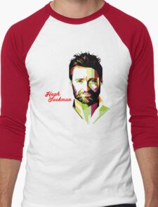 Hugh Jackman Men's Baseball ¾ T-Shirt