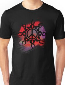 Cool Peace Sign with Paint T-Shirt