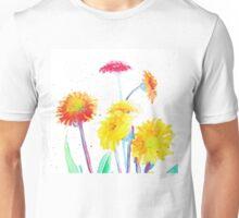 Gerbera dream Unisex T-Shirt
