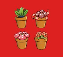 Poke-pot plants Unisex T-Shirt