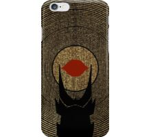 An Image of Malice And Hatred iPhone Case/Skin