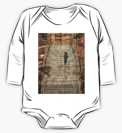 Glass Bridge, Liberty of the Seas One Piece - Long Sleeve