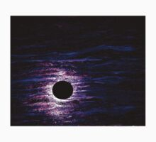 Lunar Eclipse RidesThe Waves Kids Tee