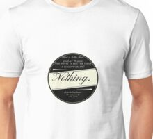 What is better than a good woman? Nothing. BLACK Unisex T-Shirt