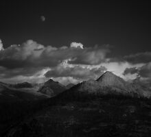 Mt Starr King Yosemite NP by tlees