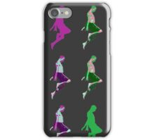 Jumping off the Pier iPhone Case/Skin